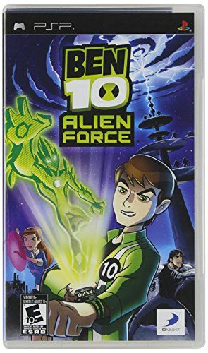Ben 10 Alien Force Sony Psp Click Image To Review More Details