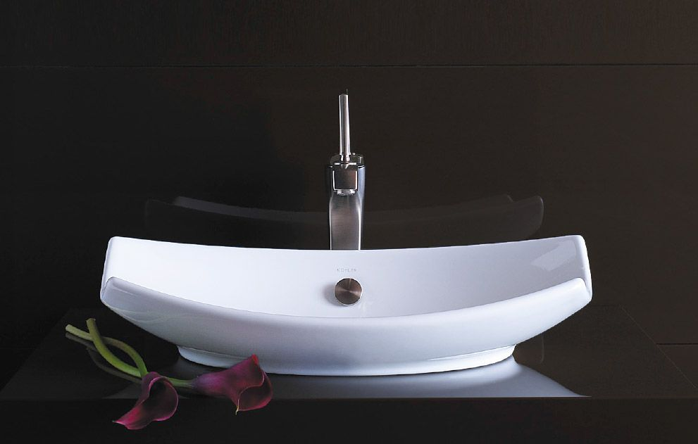 HOW TO SHOP: Choose the bathroom sink that\'s right for your bathroom ...