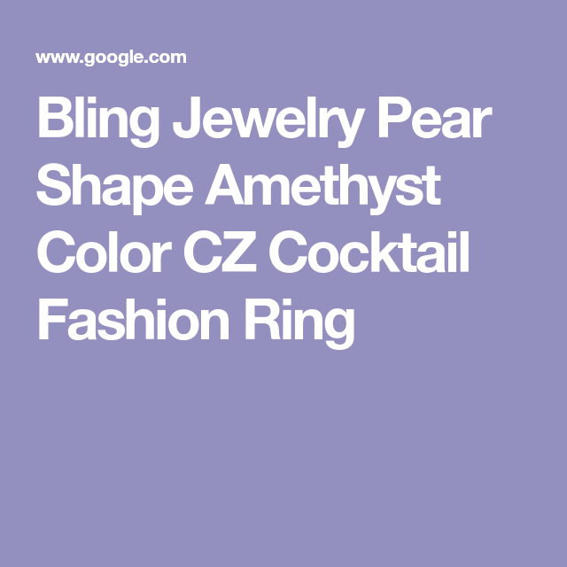 Angara Criss Cross Pear Shaped Amethyst Ring with Diamond Accents DReabOQjcM