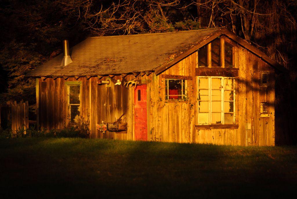 Antler Cottage St Orres Mendocino County California Cottage Mendocino County Cozy Cabin