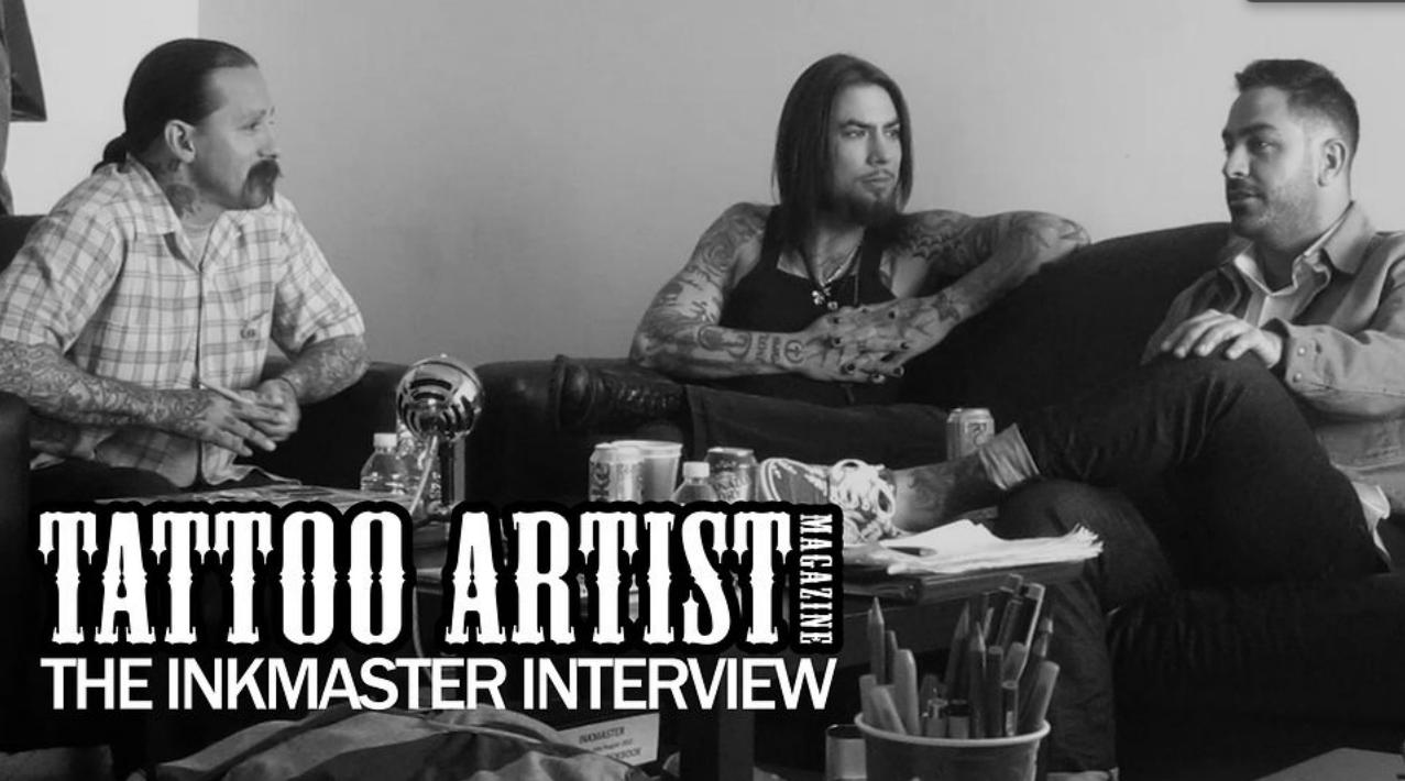 Tattoo Artist Magazine The Ink Master Interview Ink