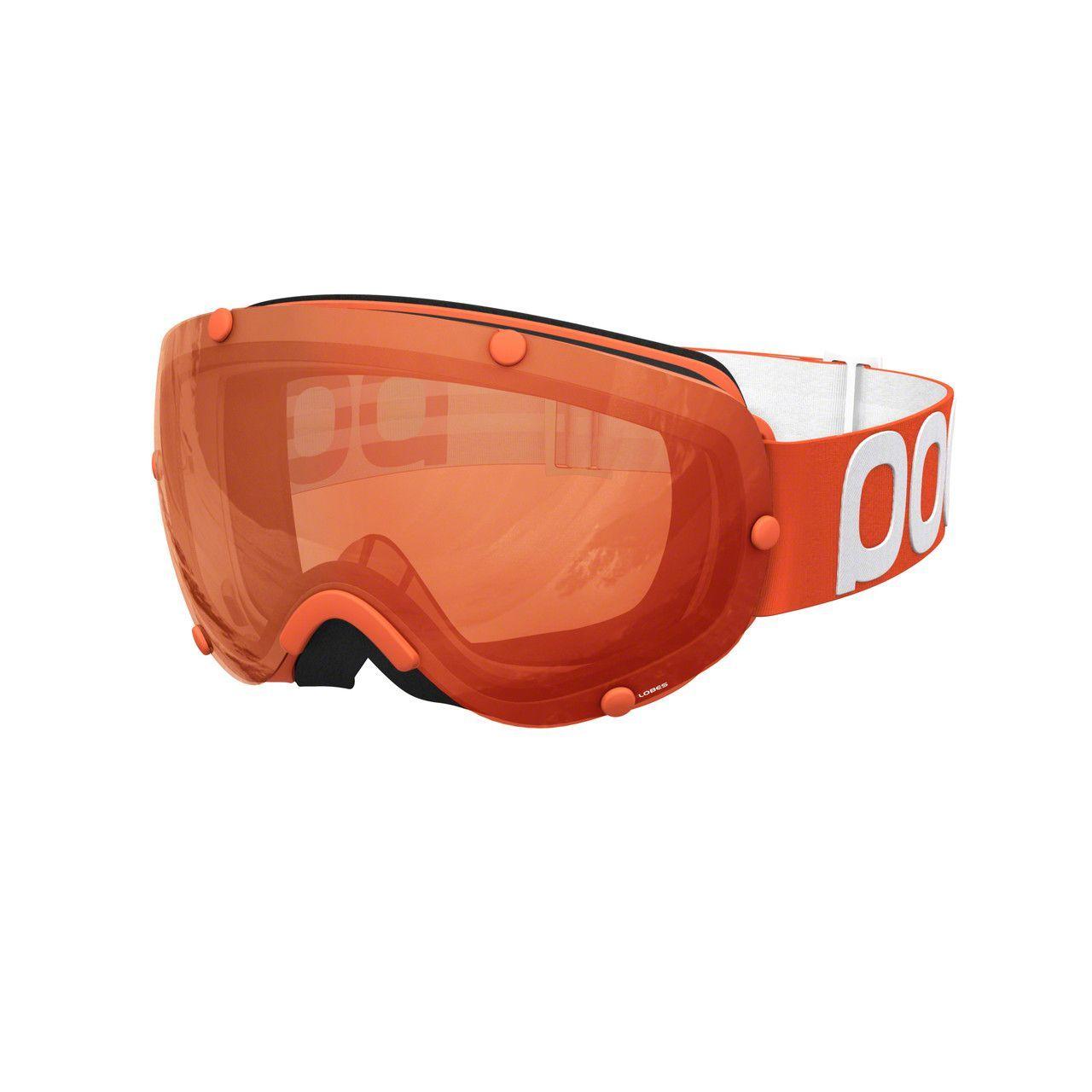 d44549d5378a POC Lobes Goggles  Zink Orange