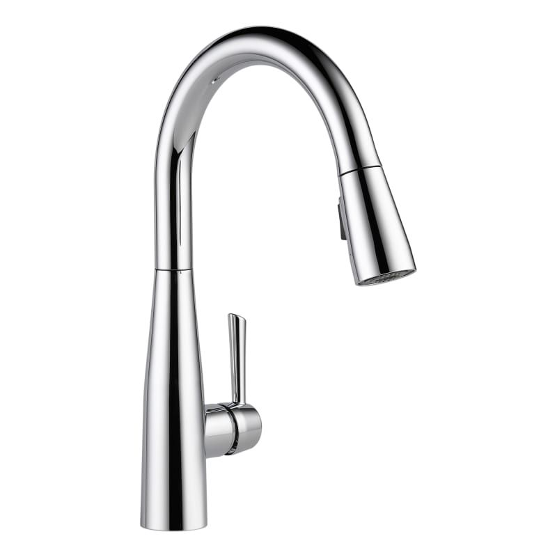 Delta 9113 Dst Essa Pull Down Kitchen Faucet With Magnetic Docking