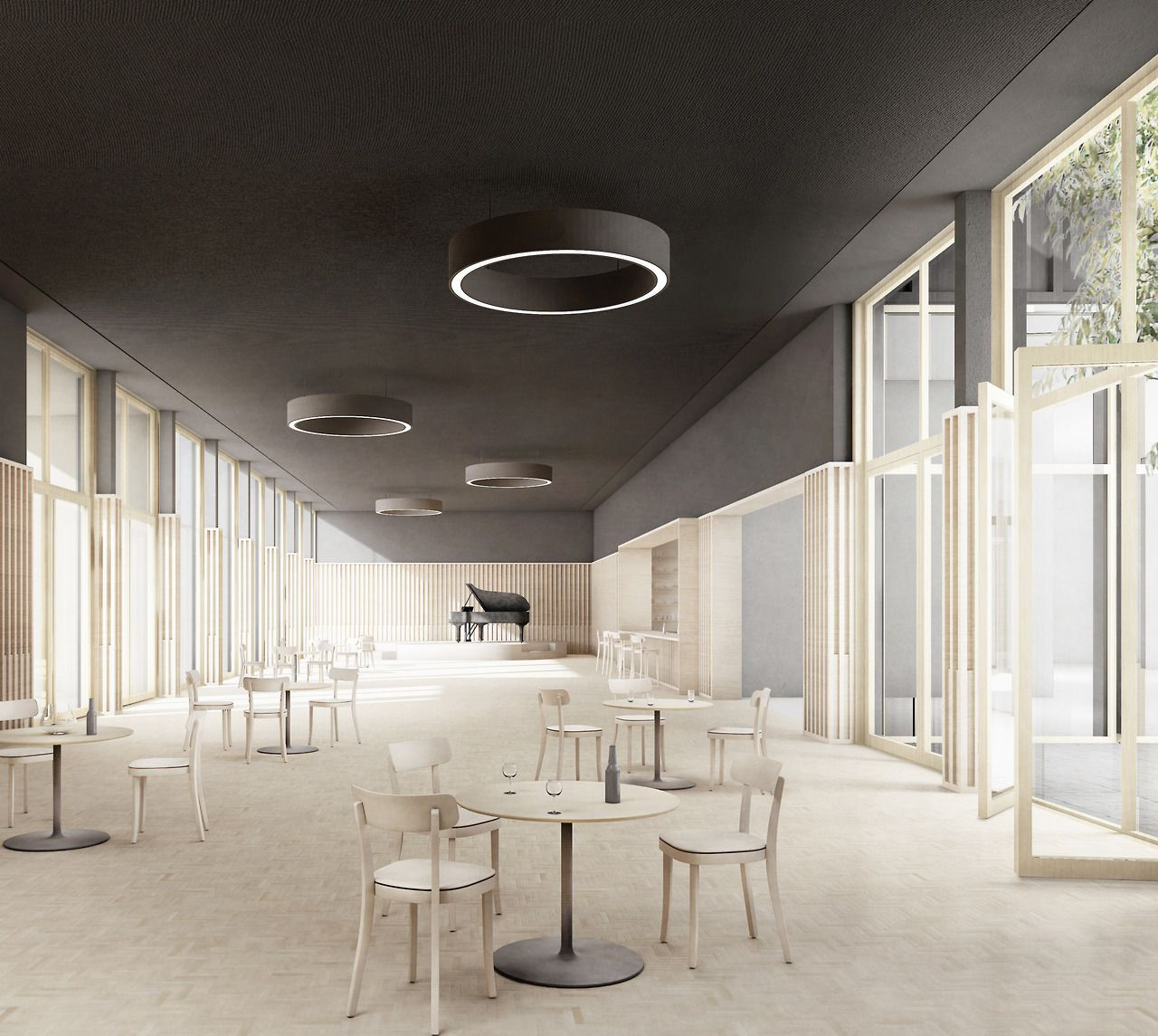 Jazzmuseum berlin architektur darstellung architektur visualisierung visualisierung und - Architekturvisualisierung berlin ...