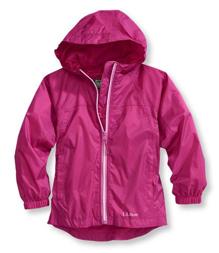 238bffec7 Kids' Discovery Rain Jacket: Jackets and Parkas | Free Shipping at  L.L.Bean--got it