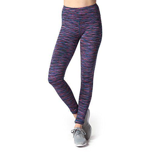 Royaume-Uni disponibilité 8f90c 7a1c9 Lapasa Femme Pantalon Leggings Capri Sport Yoga Jogging Ce ...