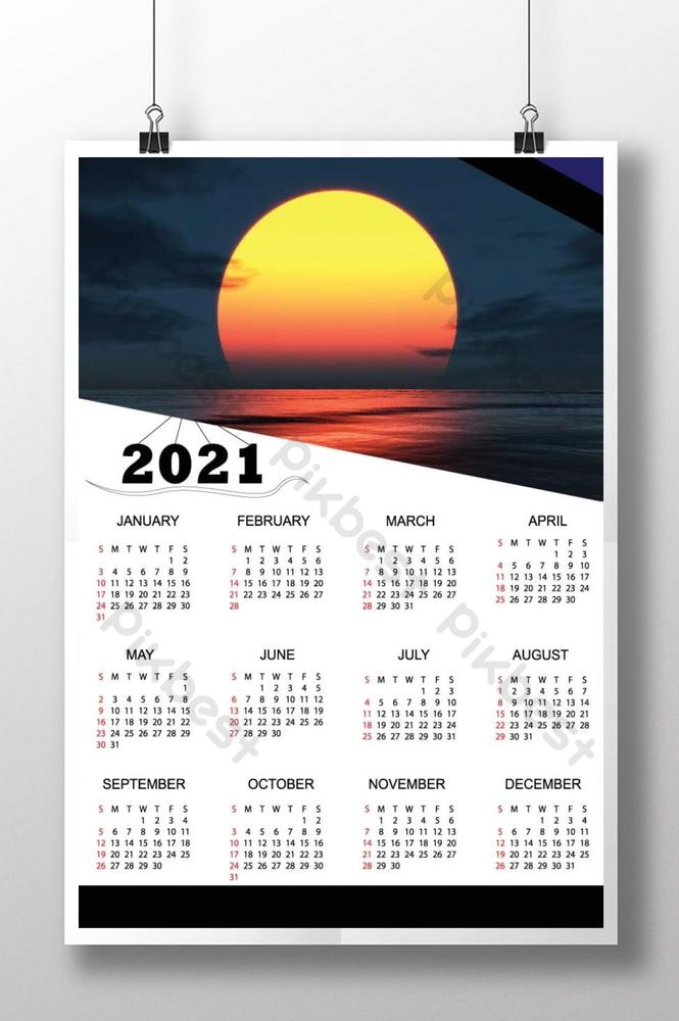 Printable Calendar 2021 January 2021 December 2021 Etsy In 2021 Calendar Design Calendar Design Template 2021 Calendar