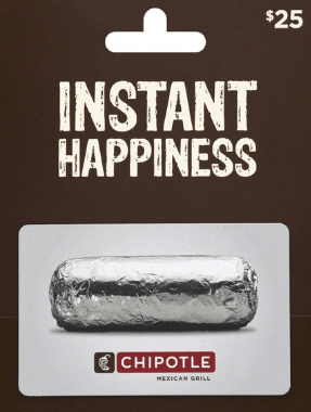How To Check Your Chipotle Gift Card Balance It 8217 S Very Easy And Simple To Look Up Your Chipotle Gift Card Balance E Gift And Physical Gift Card Online
