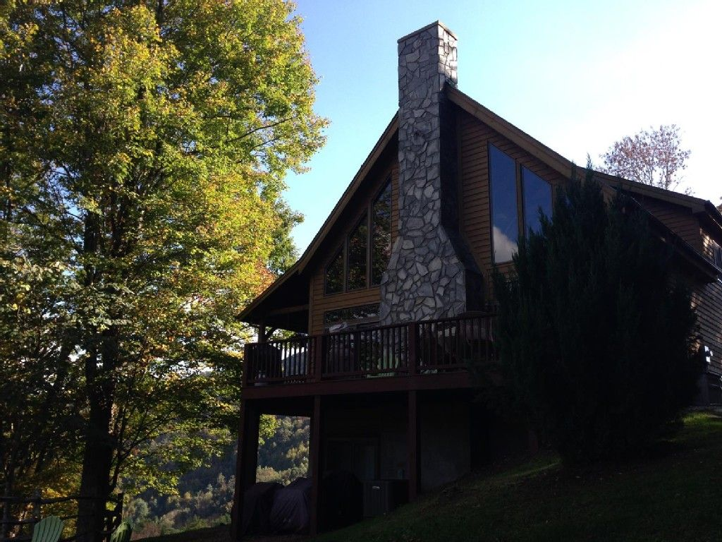 Whitetop Vacation Rental VRBO 331484 4 BR Blue Ridge