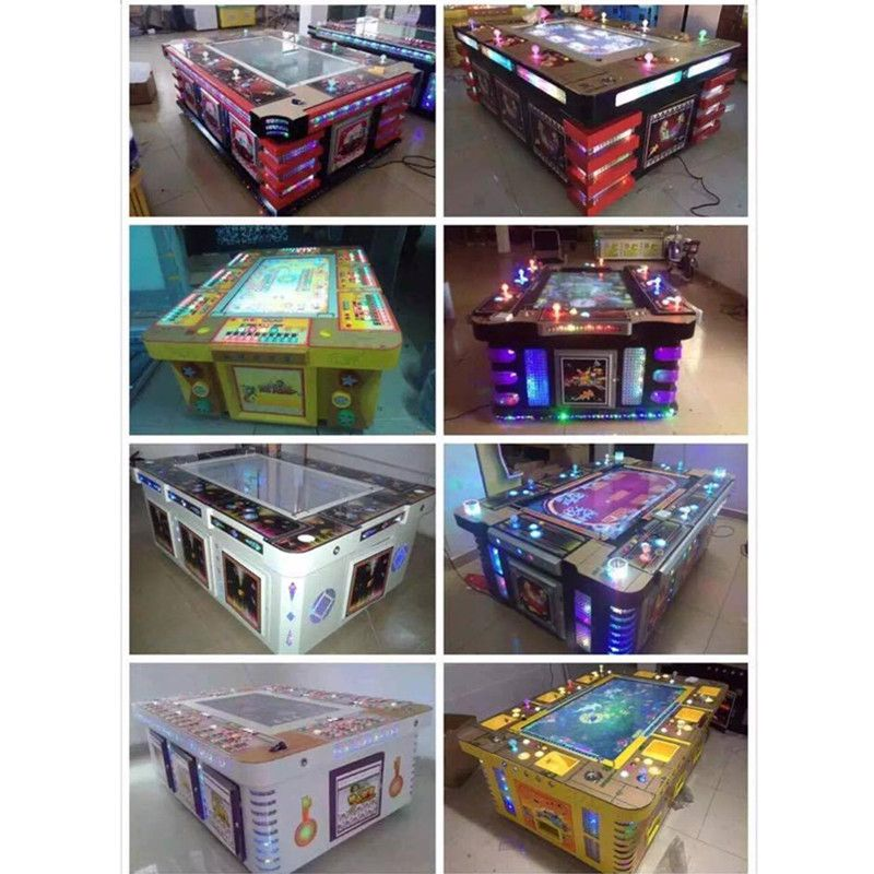 Fish Game Vip Best Fishing Arcade Table Game Machine And Software