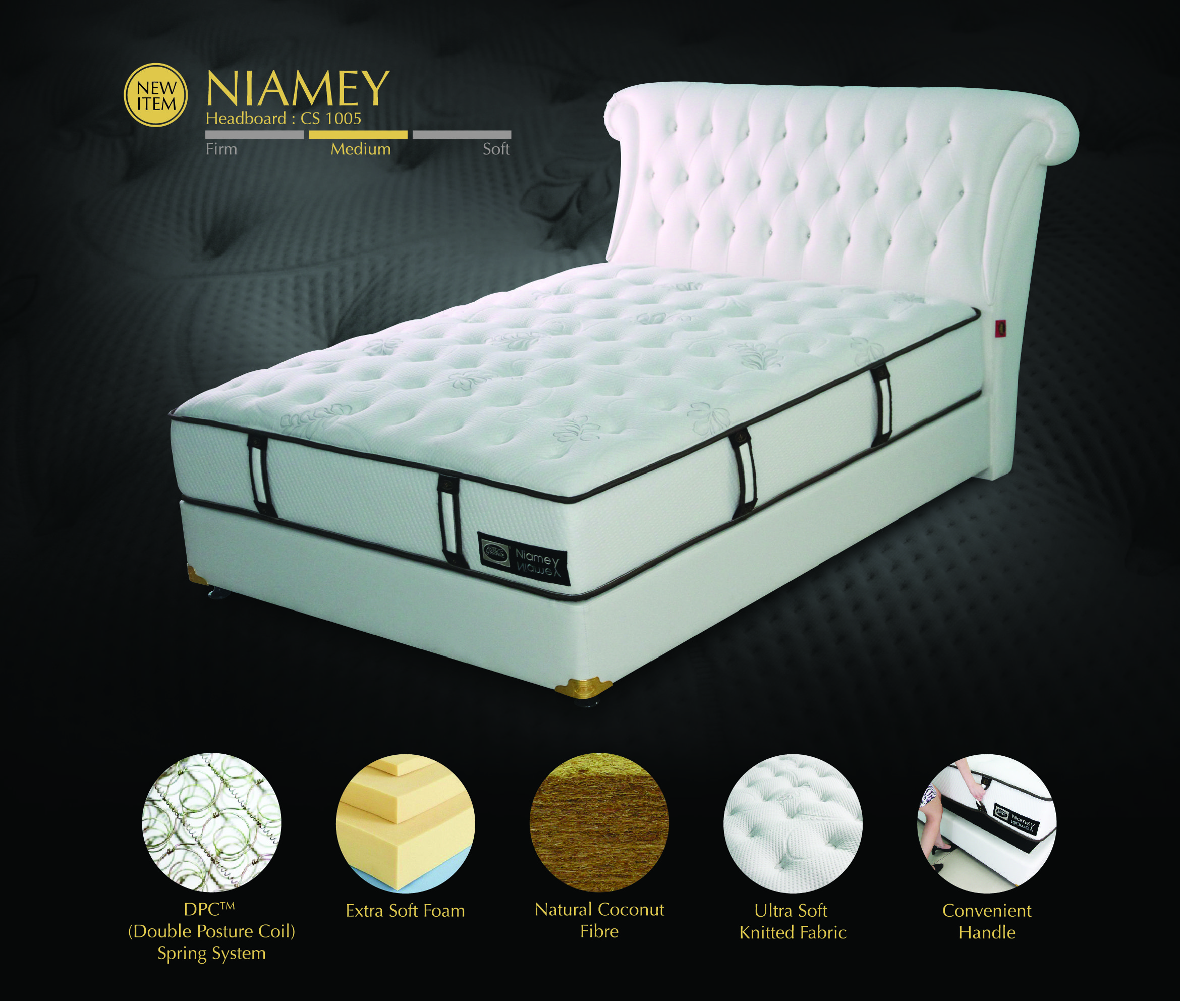 niamey goodnite mattress bedding pinterest
