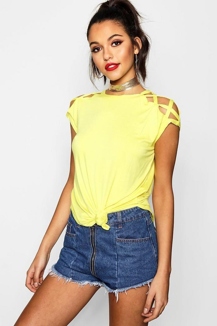 Wouke Mens Casual Shirt Short Sleeve Classic Tee T-Shirt Blouse Striped Top Summer