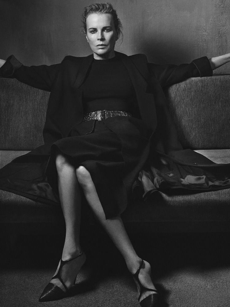 Kim Basinger by Craig McDean