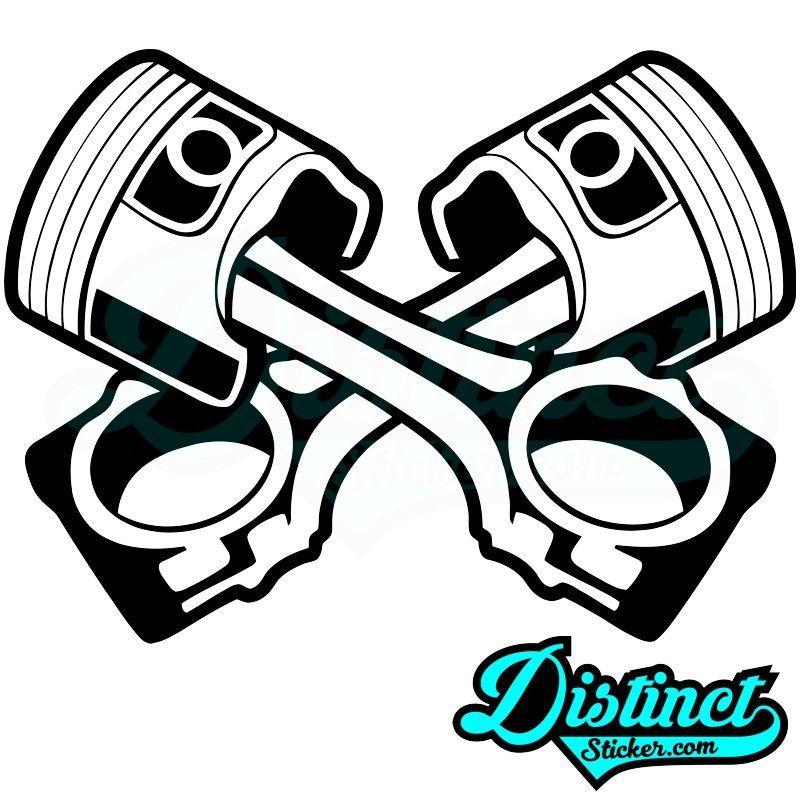 Crossed Pistons