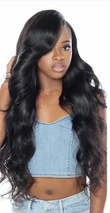 Go Follow Blackgirlsvault For More Celebration Of Black Beauty Excellence And Culture Hair Styles Long Hair Styles Wavy Hairstyles Tutorial