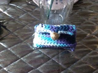 Crochet Spa Soap Holder