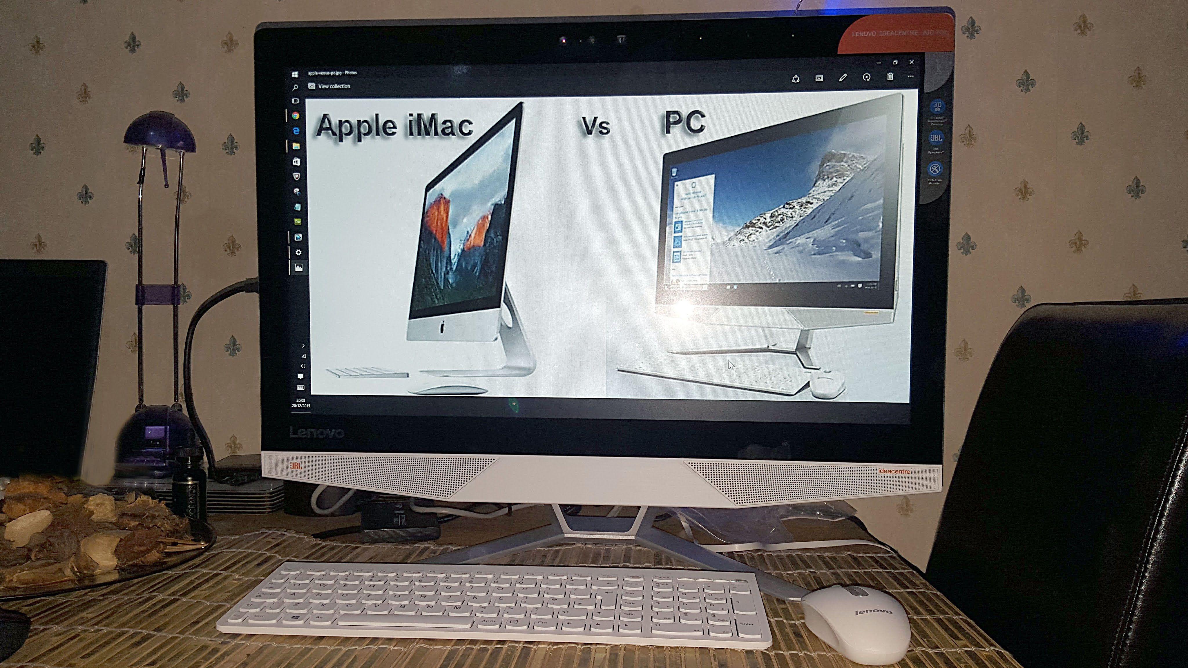 NEW lenovo ideacentre AIO 700 All in one PC Specs Intel QuadCore