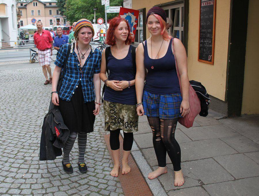 Barfuss beim TFF in Rudolstadt by Burkhard55.deviantart ...
