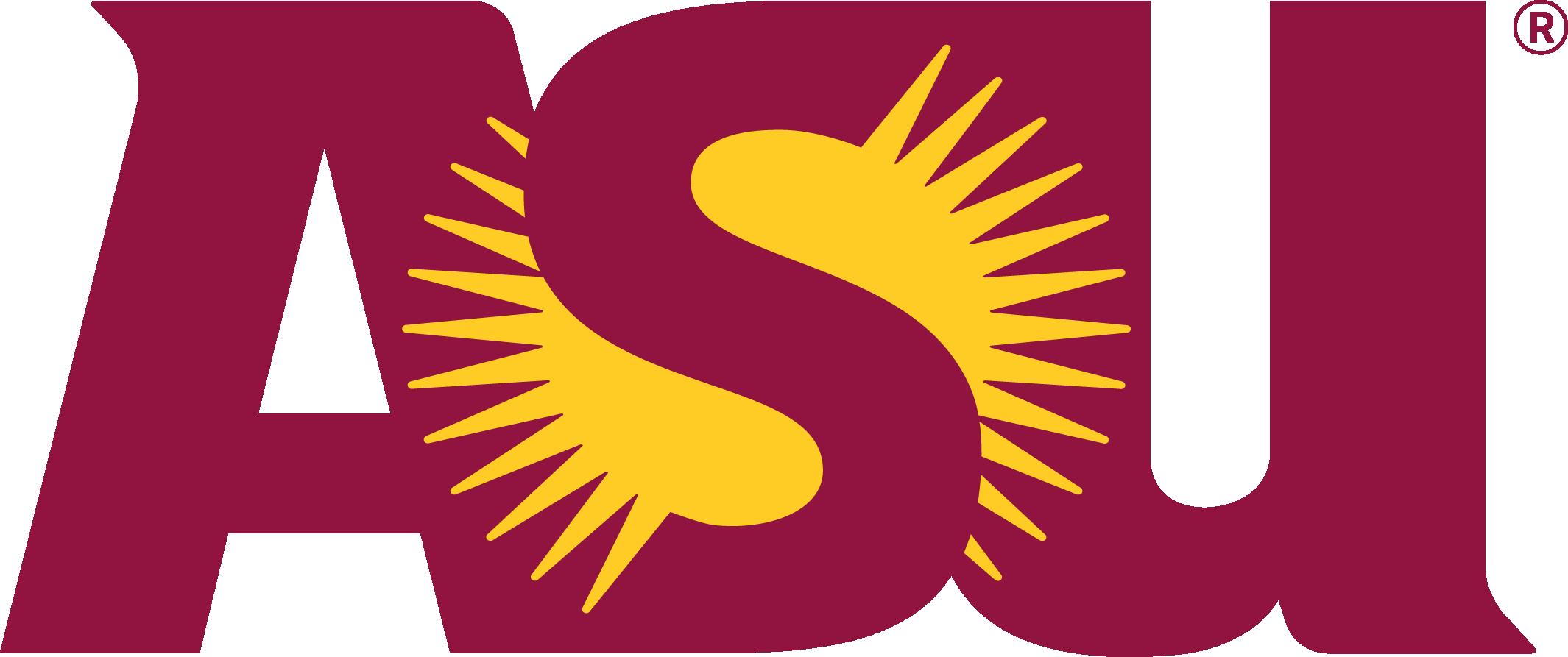 Asu Logo Arizona State University Arizona State University Arizona State University Logo