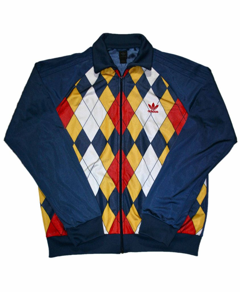 vintage navy blue adidas track jacket mens size xl vintage mens goods pinterest. Black Bedroom Furniture Sets. Home Design Ideas