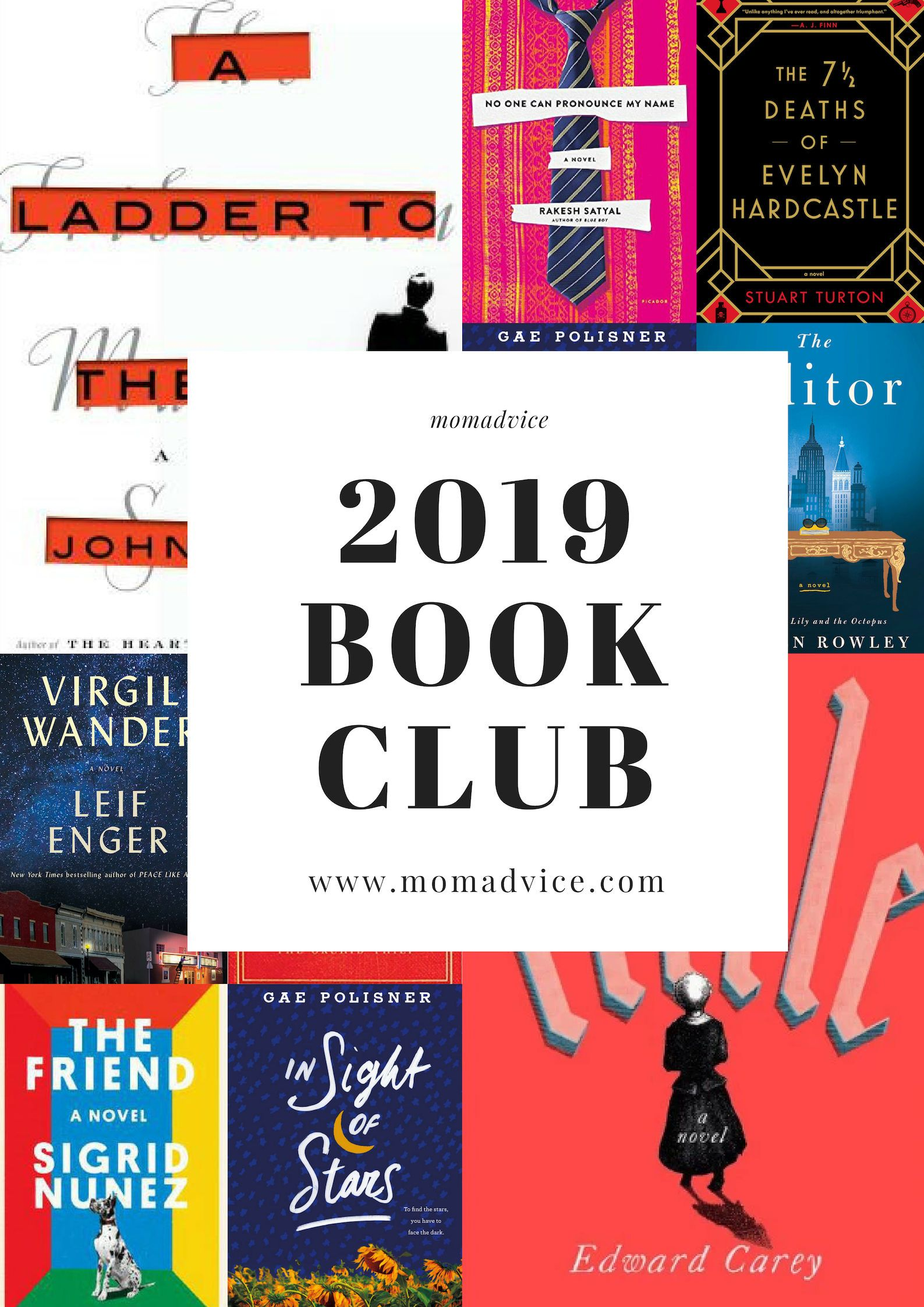 Best Books For Book Club 2019 2019 Book Club Selections in 2019 | read it | Best book club books