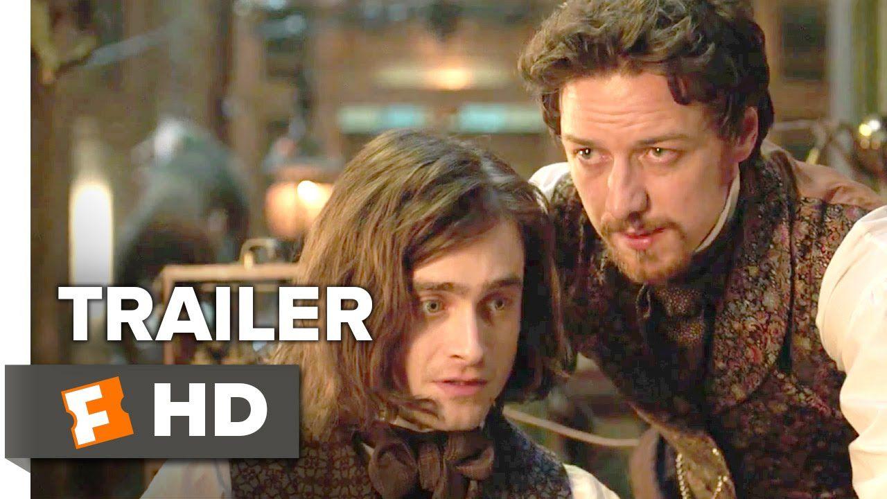Victor Frankenstein Official Trailer 1 (2015) Daniel