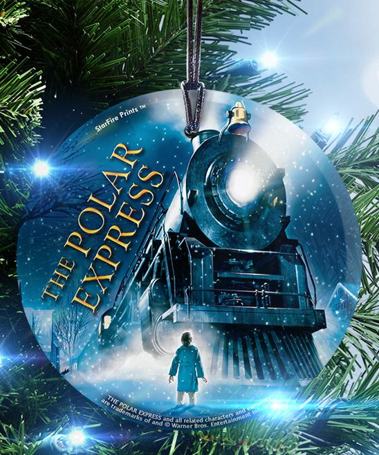 Polar Express Train StarFire Prints™ Ornament - Polar Express Train StarFire Prints™ Ornament Pinterest Polar