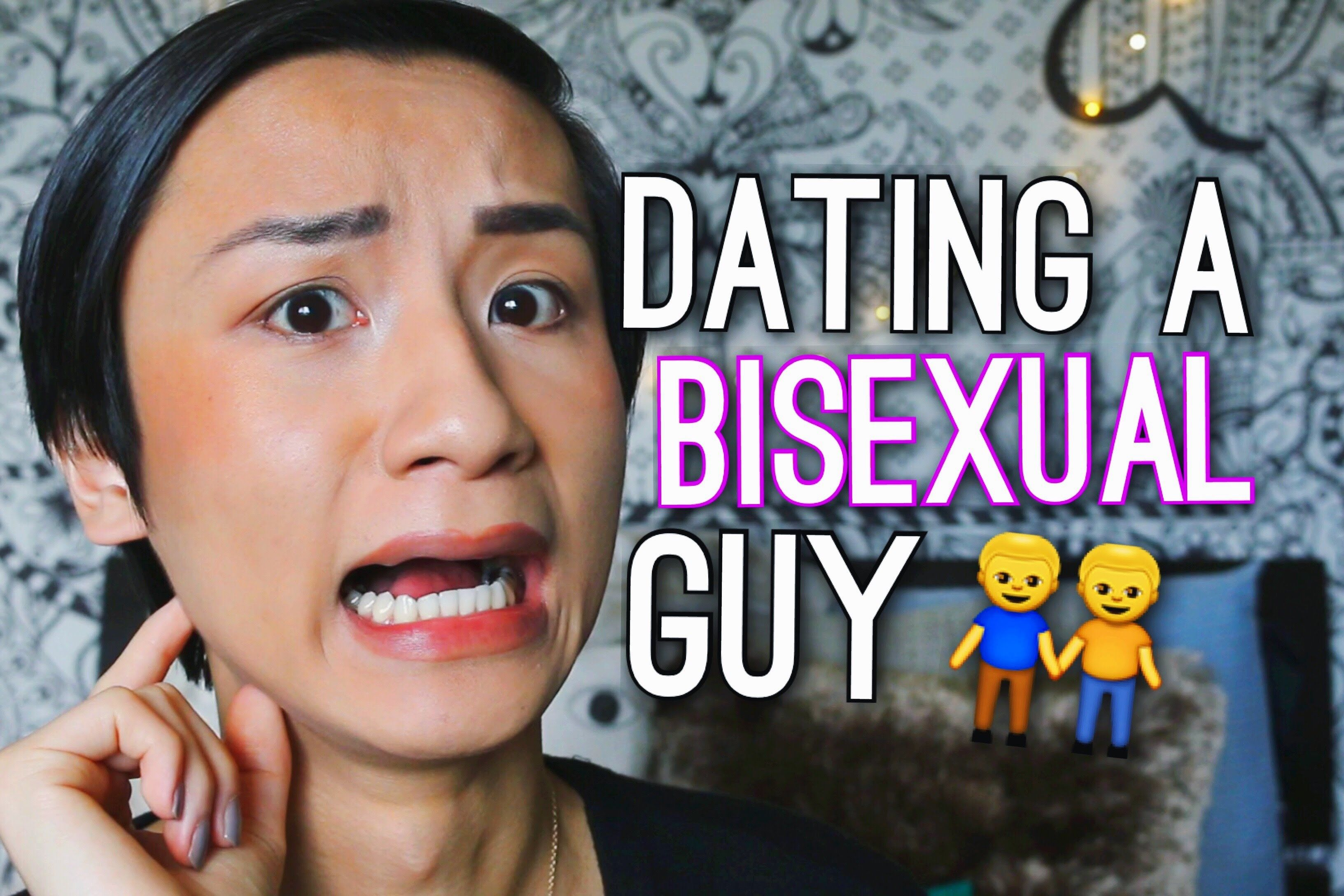 Dating bisexual guy