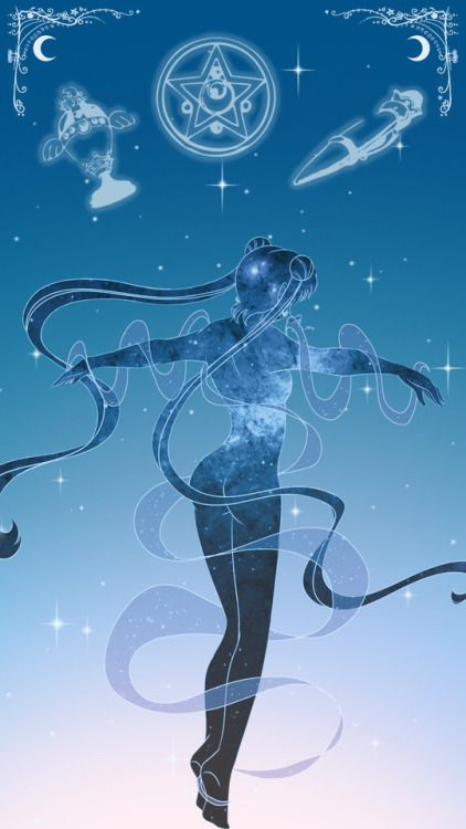 moonlightsdreaming:Sailor Moon Lock Screens // by Sarah...