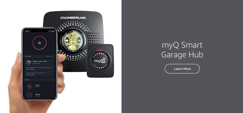 Key For Garage Amazon Com Smart Garage Door Opener Myq Garage Door Opener