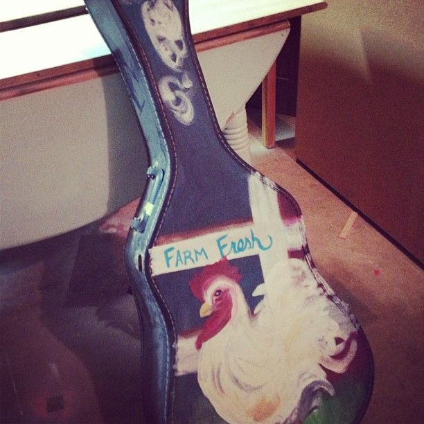 Chickens On Guitars Guitar Accessories Cool Guitar
