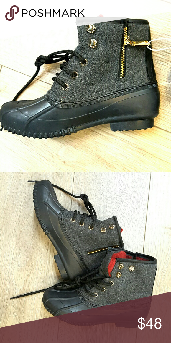 Tommy Hilfiger Duck Boots   Tommy