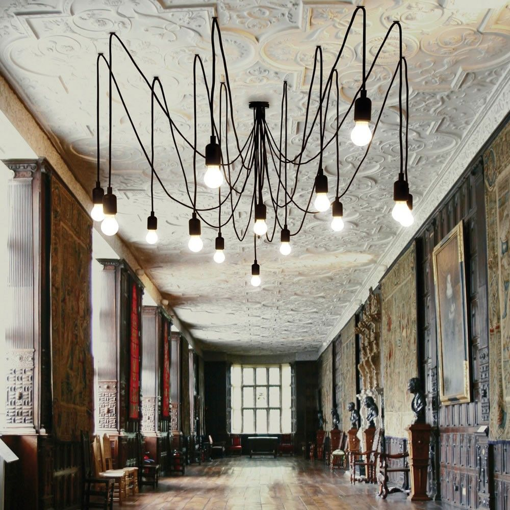 Maman Ceiling Lamp, designed by Selab for Seletti. Maman includes 14 ...