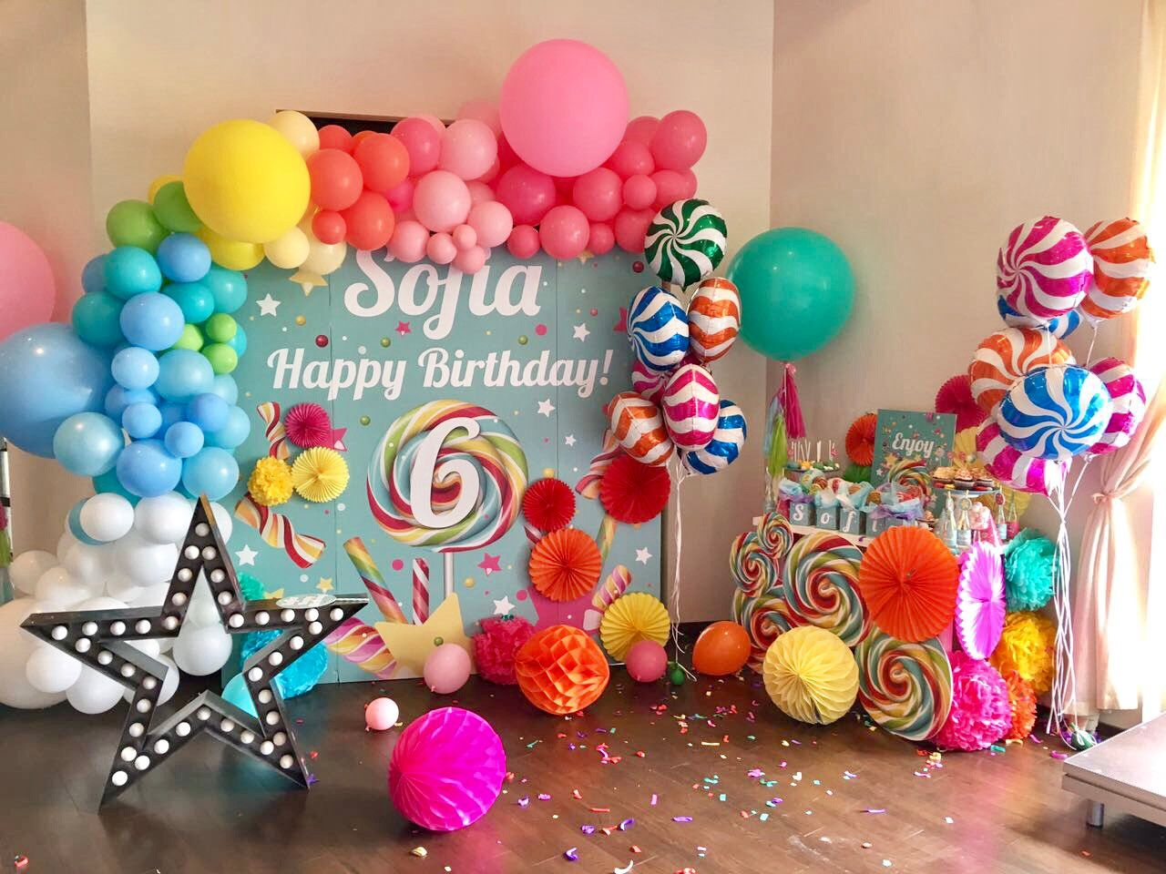 Pin by lynn zhang on kids party Pinterest Candyland Birthdays