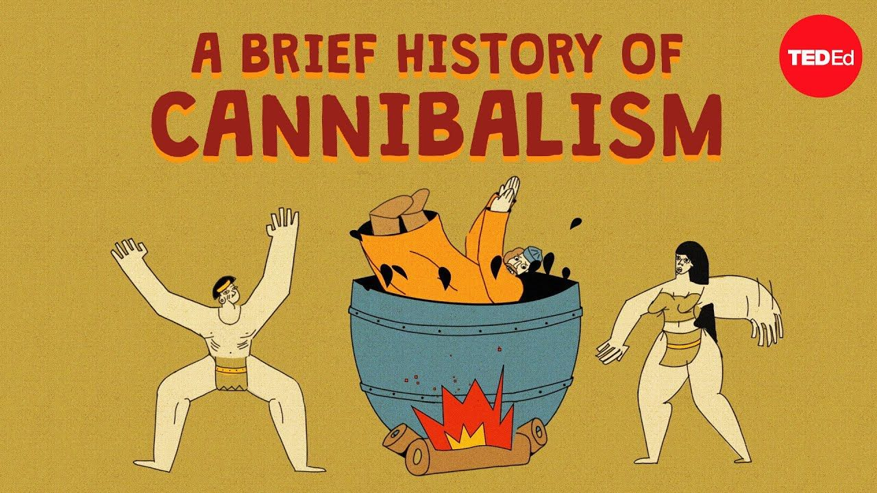 A brief history of cannibalism - Bill Schutt - YouTube | RH
