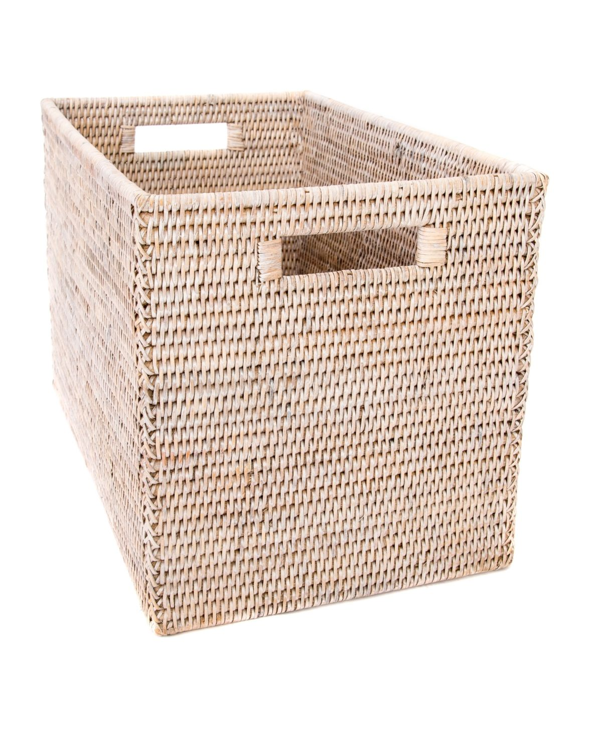 Artifacts Trading Company Rattan Storage Box Legal