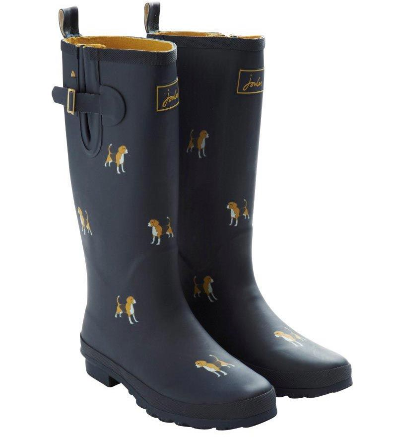 In Dog Stiefel Joules PrintHundeSchuh Welly Boots Und hCxBsQdtro