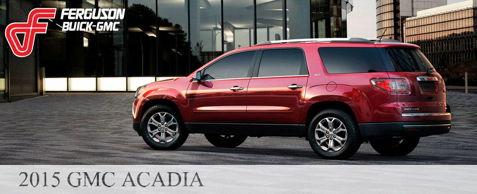 2015 Gmc Acadia With Images Crossover Cars Mid Size Suv