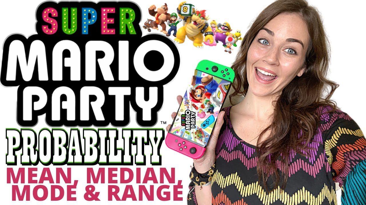 Super Mario Party Math Super Mario Party Super Mario Mario Party [ 720 x 1280 Pixel ]