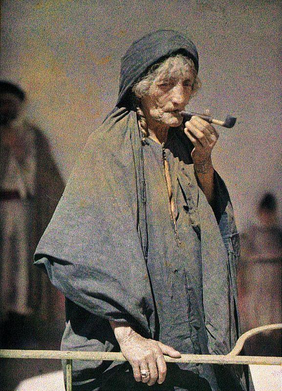 Первые цветные снимки Ближнего Востока (1917-1927 ...