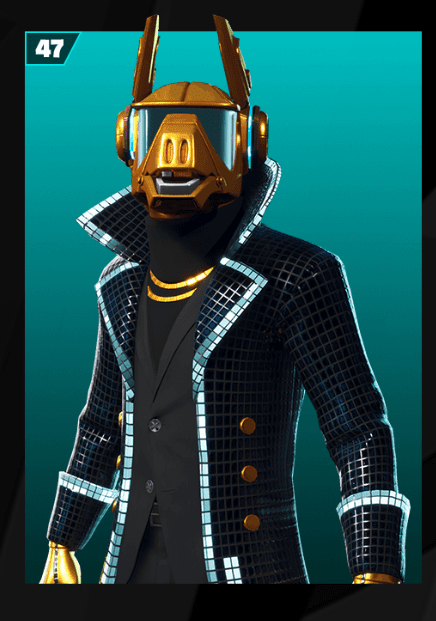 Fortnite How And Where To Dance Behind The Dj Booth At A Dance Club With The Yond3r Outfit Here Is How To Complete The Dan Dance Team Shirts Dance Club The