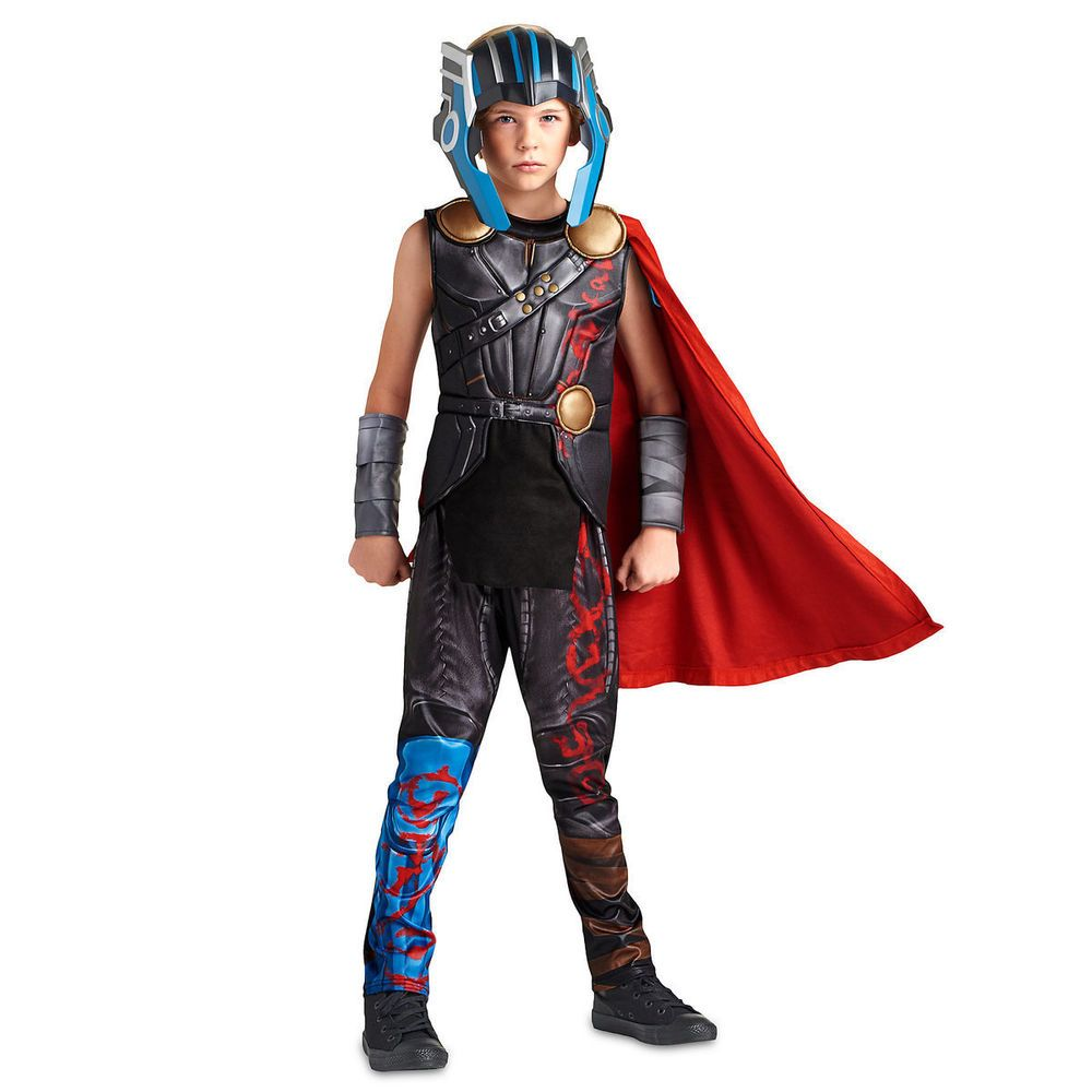 LICENSED THOR RAGNAROK AVENGERS CHILD BOYS SUPERHERO HALLOWEEN COSTUME