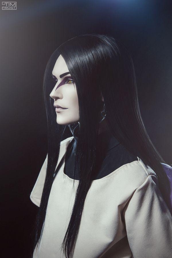 Photo of Orochimaru cosplay by Elena89Hikari on DeviantArt www.deviantart.co… – COSPLAY…