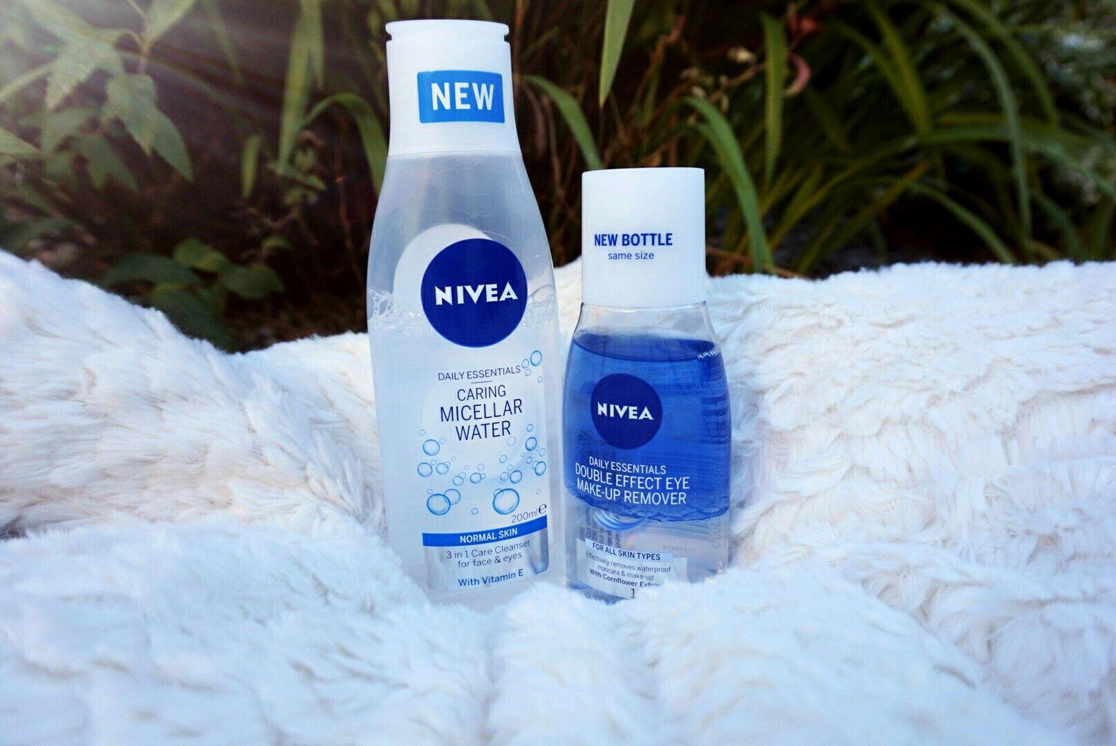 Nivea Micellar Water Review Micellar water, Micellar, Nivea