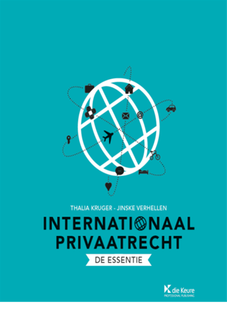 Internationaal privaatrecht: de essentie, 2016