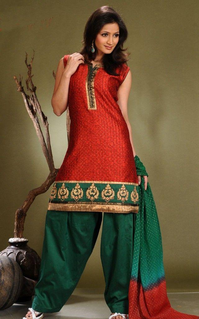 Ladies Salwar Kameez