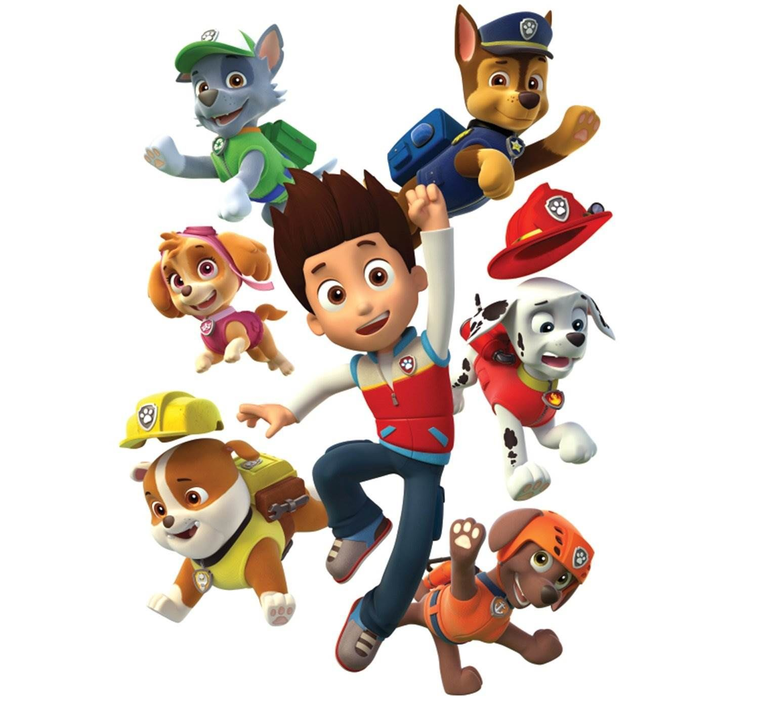 Paw Patrol Wallpaper U Free Download 1920x1080