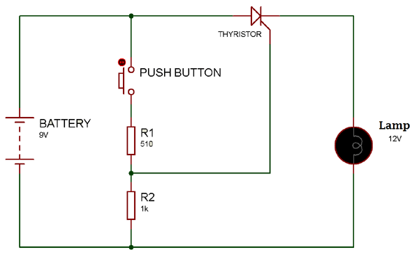 Push Button For Triggering Buttons Push Electronics Projects