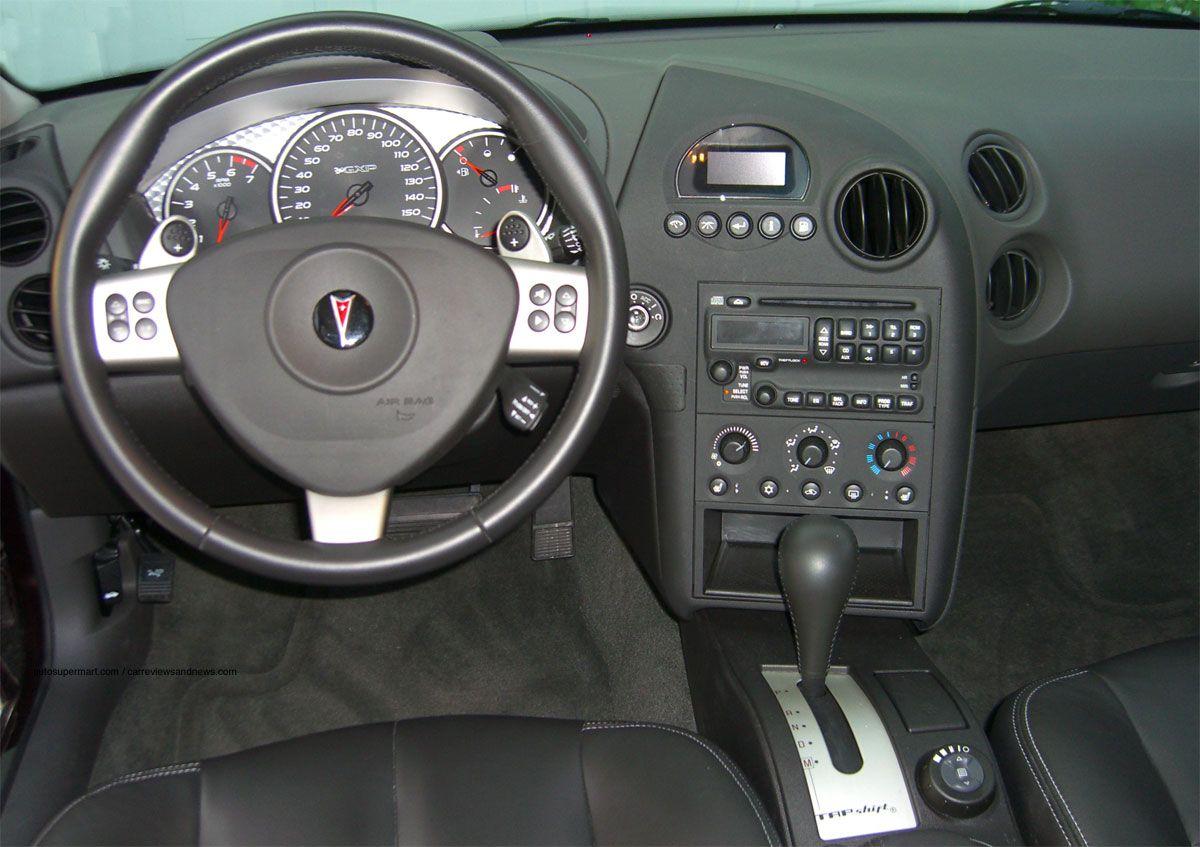 Pontiac Grand Prix Interior My Kinda Cars Trucks