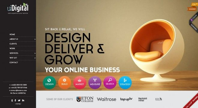 25 Most Beautiful Websites Design Examples For Your Inspiration Web Design Quotes Website Design Website Design Inspiration